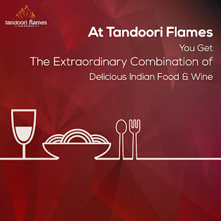 tandoori flames social post