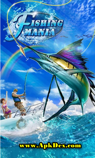 Fishing Mania 3D Mod Apk