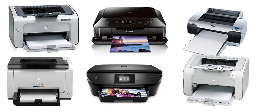 Jenis-Jenis Printer Yang Paling Umum Digunakan - Ansori Web