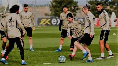 الحكومة الإسبانية تحذر الريال من العودة للتدريبات وريال مدريد في تراجع