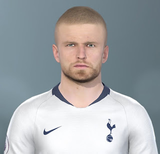 PES 2019 Faces Eric Dier by Jarray & The White Demon