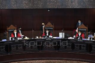Eksepsi KPU Beralasan Hukum, 23 Permohonan Tidak Dapat Diterima