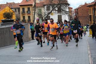 2 Semanas Media Maraton Leon