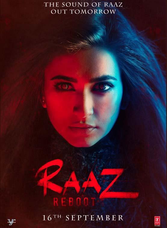 Raaz Reboot - Poster