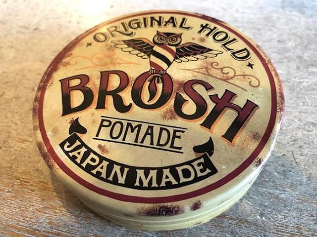 BROSH POMADE ブロッシュポマード