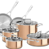 FREE KitchenAid Tri-Ply Cookware Set to Be Won!