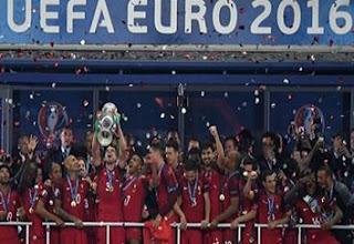 Tanpa Ronaldo, Portugal Kalahkan Prancis dan Raih Gelar Juara Euro 2016, Berkat Gol Tunggal Pemain ini