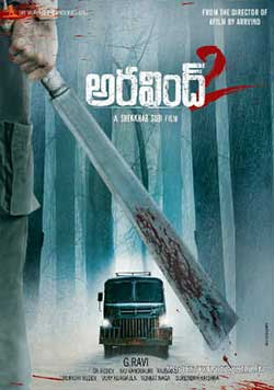 Aravind 2 (2013) Hindi Dubbed 490MB Download HDRip 480p