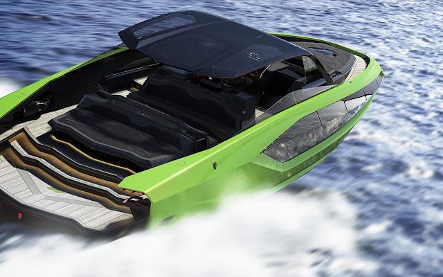 Lamborghini Tecnomar 63