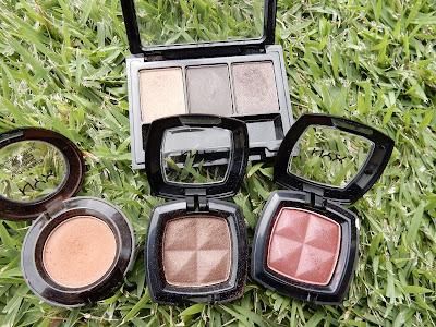 NYX eyeshadows www.modenmakeup.com