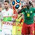 نتيجة مباراة الجزائر والكاميرون في تصفيات كأس العالم 9-10-2016