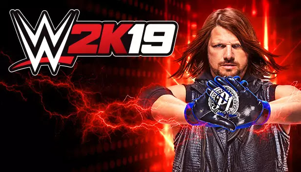 WWE 2k19 WR3D Mod for android download