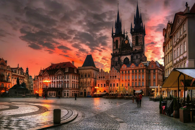 Prague, điểm du lịch lý tưởng tại trời Âu