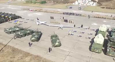 Украинские чиновники намерены начать сборку турецких БПЛА