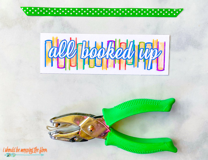 Free Printable Bookish Bookmarks