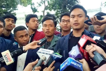 Jika Jokowi Tidak Respons hingga 14 Oktober, Mahasiswa akan Gelar Demo Lebih Besar