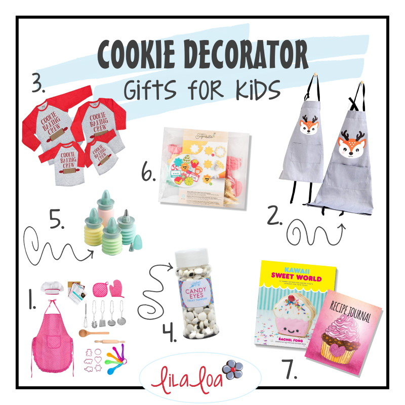 Best baking and cookie decorating gift ideas for kids and teens