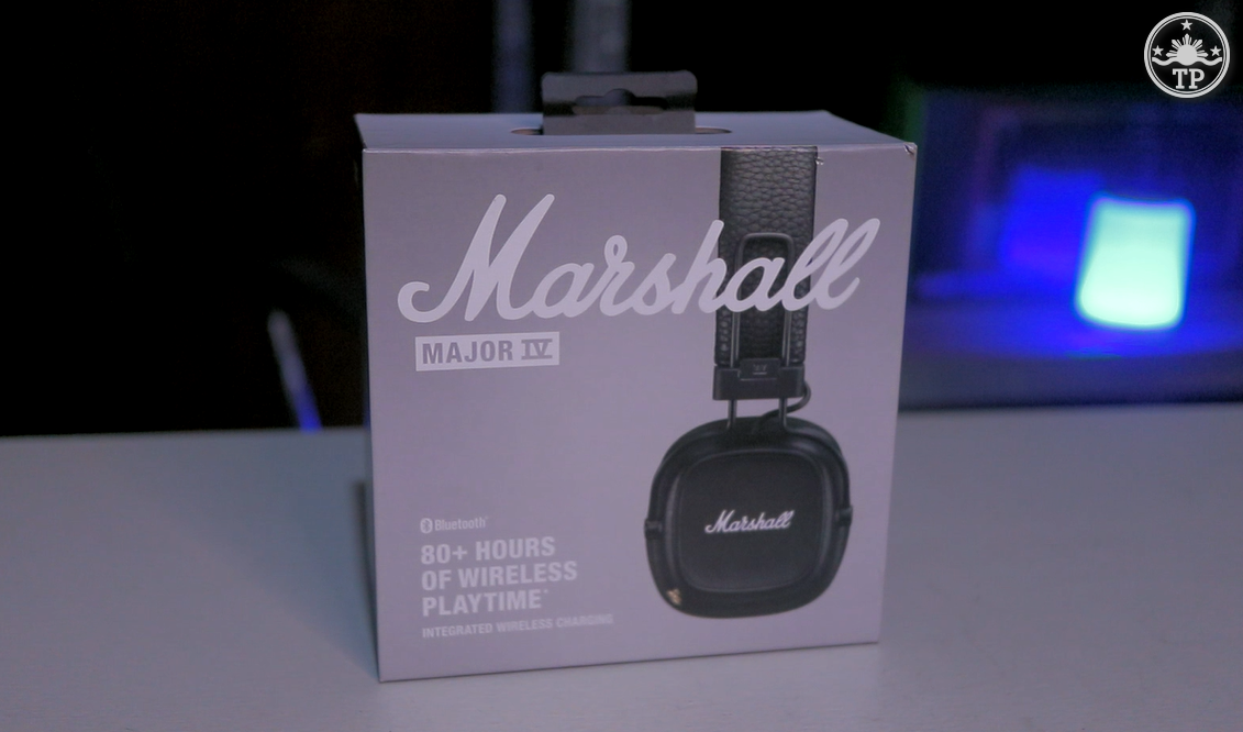 Marshall Major IV Wireless Headset