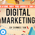 7 REASONS WHY YOU SHOULD CONSIDER DIGITAL MARKETING By CHINKEE TAN
