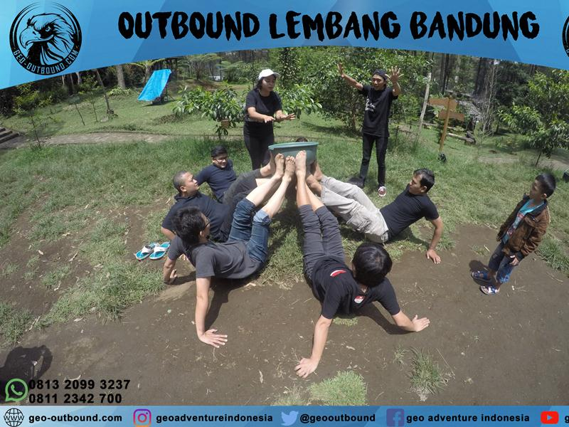 Team building lembang