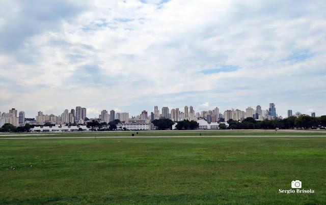 Panorâmica de parte do Bairro Santana - Zona Norte - São Paulo