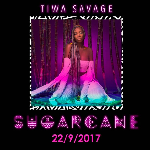 Tiwa Savage Unveil New EP Cover And Release Date