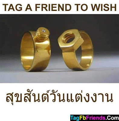 Happy marriage in Thai language