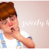 Sweety hair for toddlers