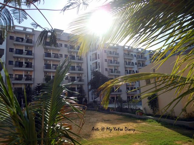 Beautiful accomodation hotel in Shirdi, Maharashtra