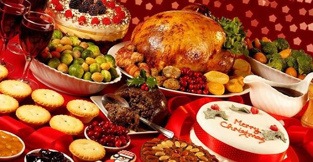 Renungan Harian: Kamis, 19 Desember 2019 - Makanan Perayaan Natal