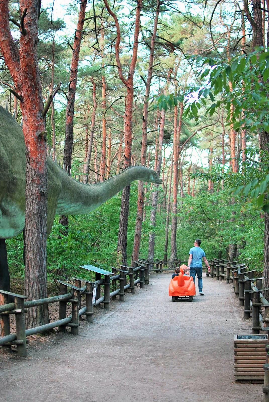 JuraPark w Solcu Kujawskim - park rozrywki dla całej rodziny