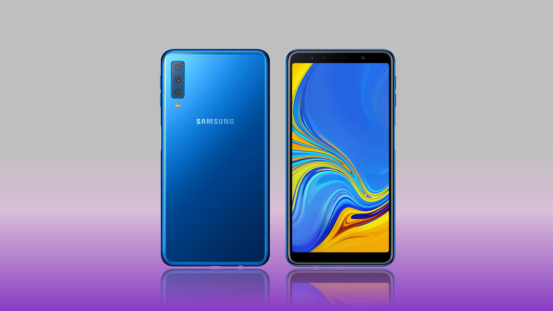 Samsung Galaxy A7 (2018) Launched | Triple Rear Camera Phone