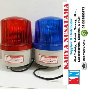 Jual Lampu Rotary Buzzer Warning Light TAB 220V 6Inch di Bandung