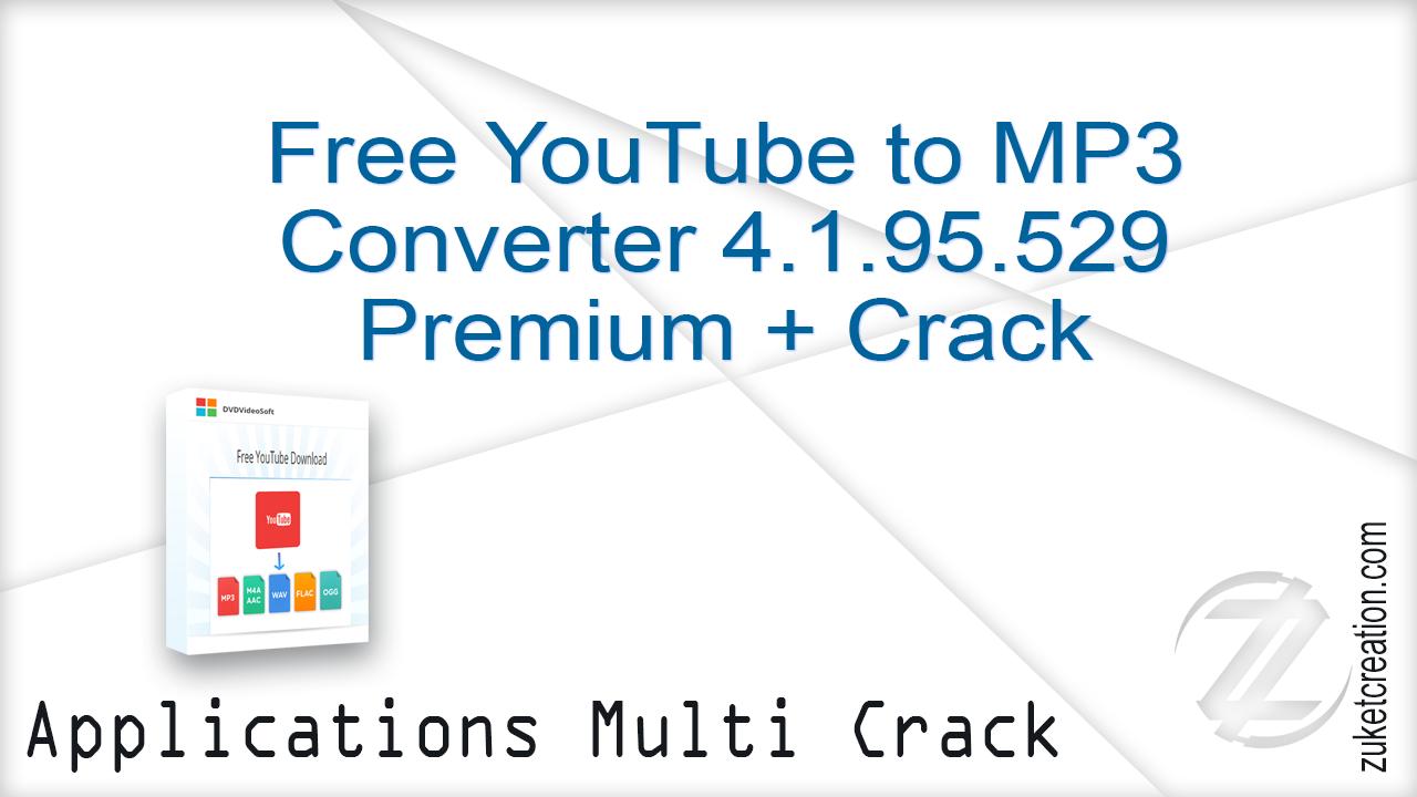 Keygen Crack Patch: Free YouTube to MP3 Converter 4 1 95 529