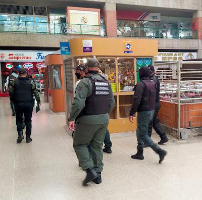 Sancionan comercios por irrespetar cuarentena en Guaicaipuro