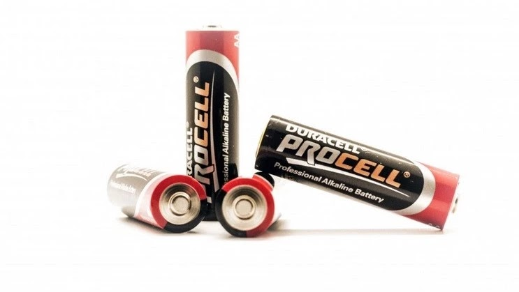 asal energi listrik pada baterai