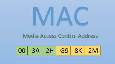 What is a MAC address? Media Access Control