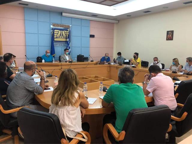 Πολύωρη συσκεψη για το ΕΣΠΑ στην Περιφερειακή Ενότητα Αργολίδας