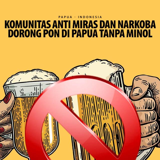 pon-papua-tanpa-minuman-keras--narkoba