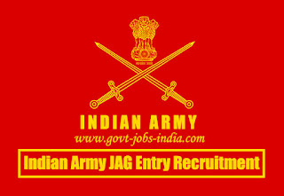 Indian Army JAG Entry Recruitment