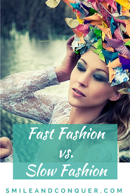 Are you willing to embrace slow fashion over fast fashion?