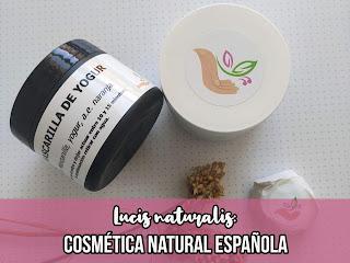 Lucis Naturalis: Cosmética natural y española