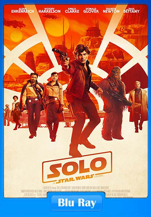 Solo A Star Wars Story 2018 720p BluRay x264 | 480p 300MB | 100MB HEVC x265