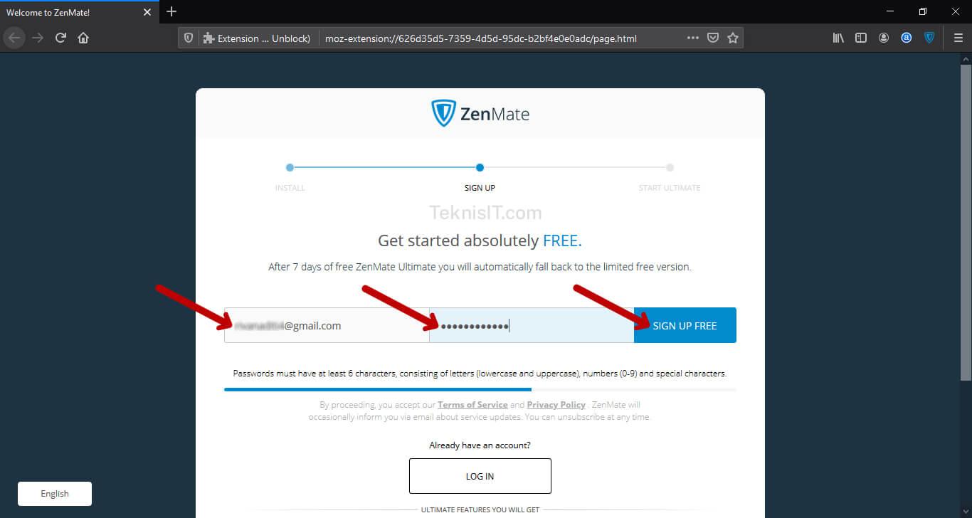 Cara membuka situs yang diblokir tanpa aplikasi