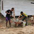 Satgas Pamtas RI-PNG Yonif 411 Kostrad Bantu Pembangunan Koperasi