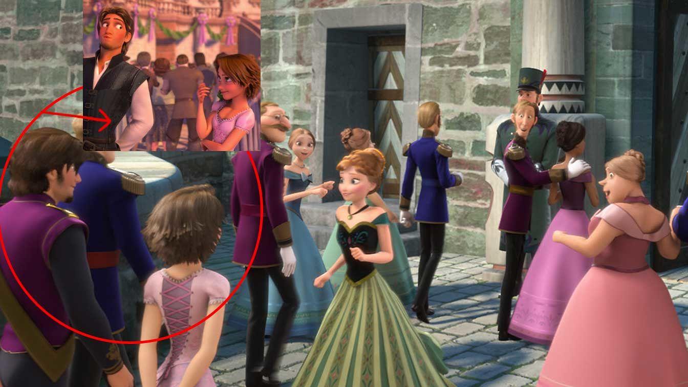 Koleksi Gambar Rapunzel Sketsa Dan Ibunya