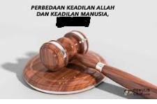 Keadilan Allah SWT. Yang Maha Sempurna.