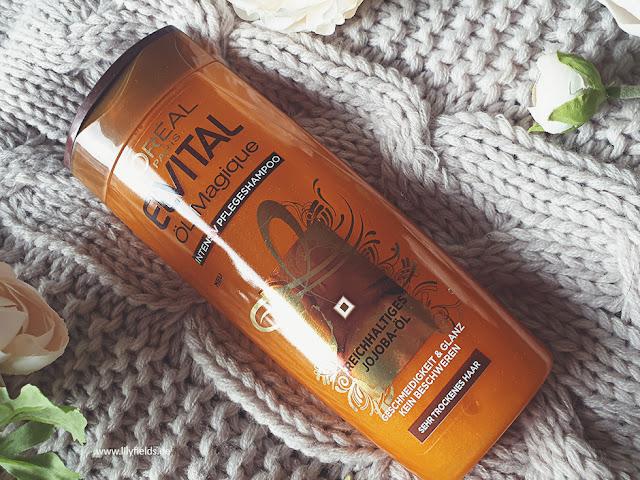 Elvital Öl Magique - Intensiv Pflegeshampoo