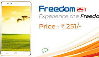 Freedom 251 launched as 'world's cheapest smartphone' at Rs 251