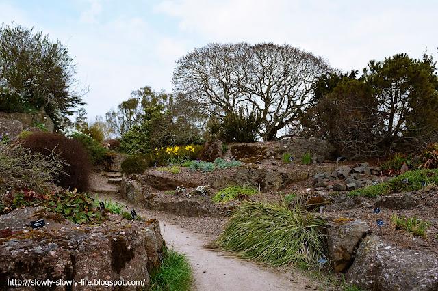 Royal Botanic Garden in Edinburgh
